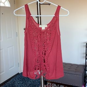 Urban outfitters brick red tank top